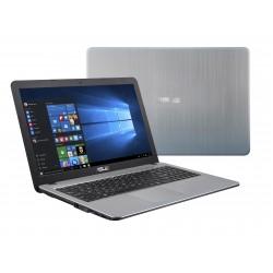 ASUS A540BA-GQ309T-BE Silber Notebook 39,6 cm (15.6 Zoll) 1366 x 768 Pixel AMD A A6-9225 8 GB DDR4-SDRAM 256 GB SSD