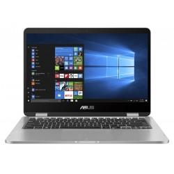 "ASUS VivoBook Flip TP401MA-BZ067TS Gris Híbrido (2-en-1) 35,6 cm (14"") 1366 x 768 Pixeles Pantalla táctil Intel® Pentium®"