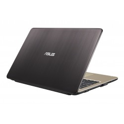 "ASUS X540MA-GQ120T Black,Chocolate Notebook 39.6 cm (15.6"") 1366 x 768 pixels Intel® Pentium® Silver N5000 4 GB DDR4-SDRAM 500"