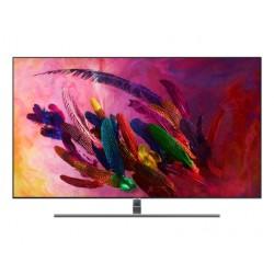 """Samsung Q7F GQ65Q7FNGTXZG TV 165.1 cm (65"""") 4K Ultra HD Smart TV Wi-Fi Black, Silver"""