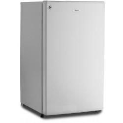 Whirlpool WS5501D combi-fridge Freestanding Silver